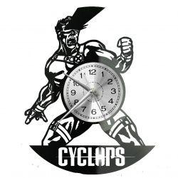 Cyclops Zegar Ścienny Płyta Winylowa Nowoczesny Dekoracyjny Na Prezent Urodziny