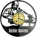 Richie Havens Zegar Ścienny Płyta Winylowa Nowoczesny Dekoracyjny Na Prezent Urodziny