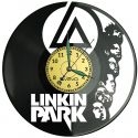 Rokowy Zesoół Muzyczny (Linking Park) Zegar Ścienny Płyta Winylowa Nowoczesny Dekoracyjny Na Prezent Urodziny