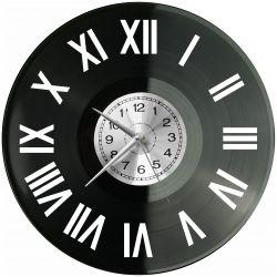 Zegar Klasyczny Zegar Ścienny Płyta Winylowa Nowoczesny Dekoracyjny Na Prezent Urodziny