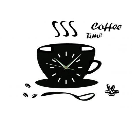 EVP 105 EVEVO ZEGAR ŚCIENNY COFFEETIME