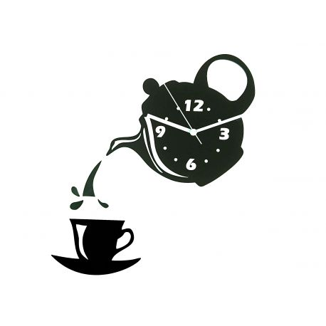 EVP 106 EVEVO ZEGAR ŚCIENNY HERBATKA TEA