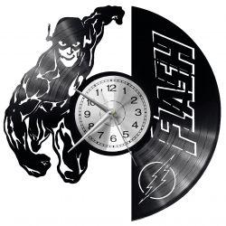 Flash Zegar Ścienny Płyta Winylowa Nowoczesny Dekoracyjny Na Prezent Urodziny